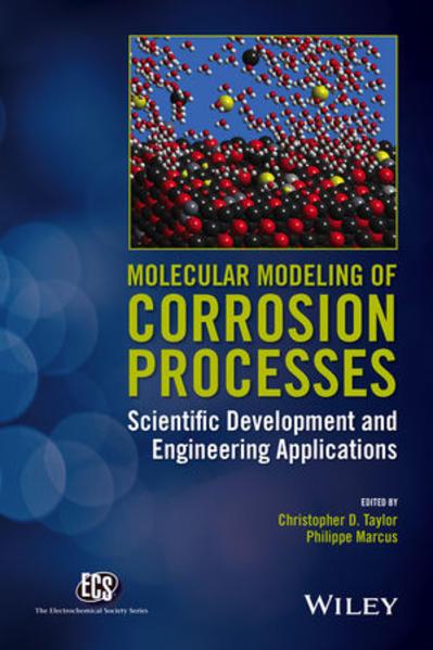 Molecular Modeling of Corrosion Processes - Coverbild