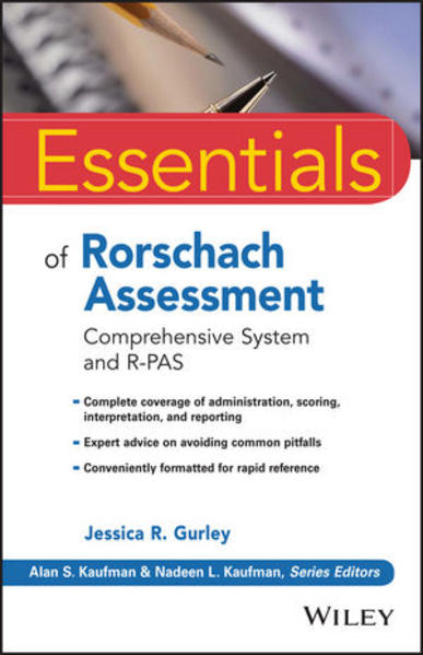 Essentials of Rorschach Assessment - Coverbild