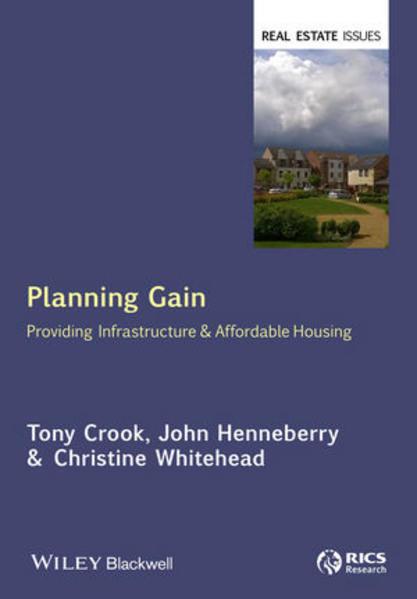Planning Gain - Coverbild