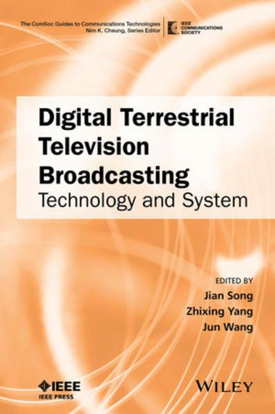 Digital Terrestrial Television Broadcasting - Coverbild