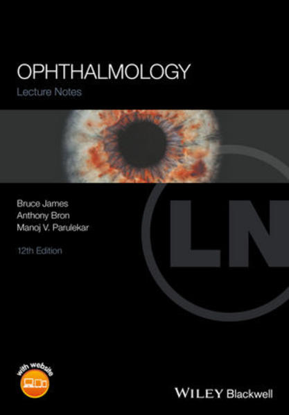 Lecture Notes Ophthalmology - Coverbild