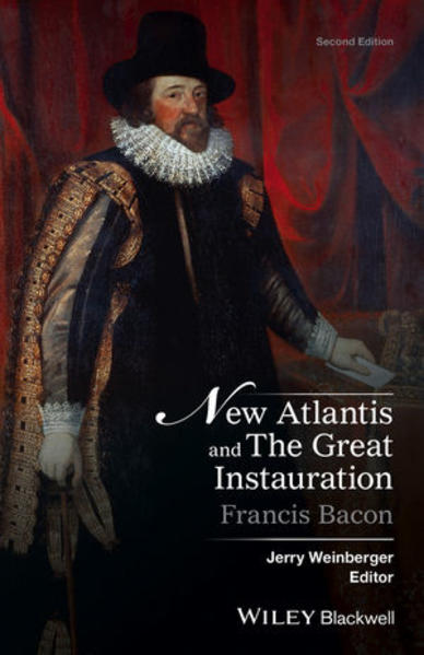 New Atlantis and The Great Instauration - Coverbild