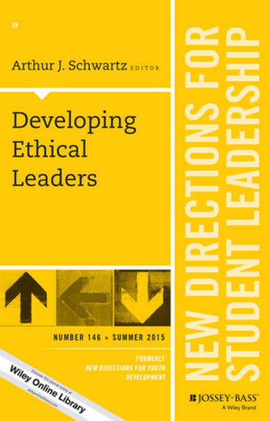 Developing Ethical Leaders - Coverbild