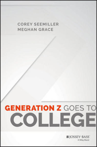 Generation Z Goes to College - Coverbild