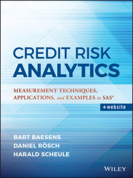 Credit Risk Analytics - Coverbild