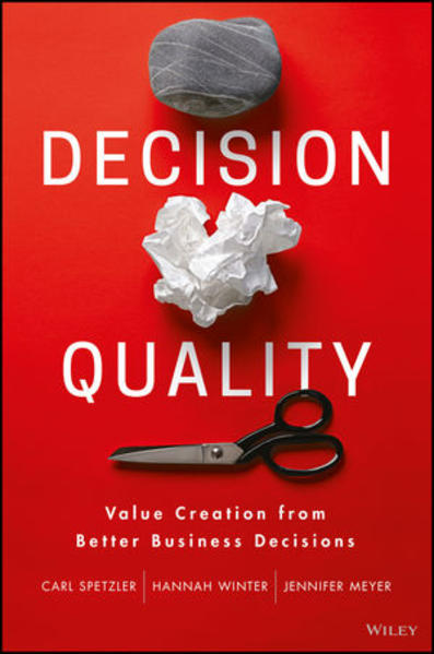 Decision Quality - Coverbild