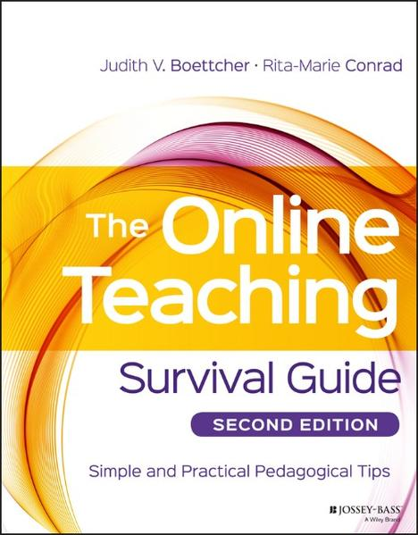 The Online Teaching Survival Guide - Coverbild