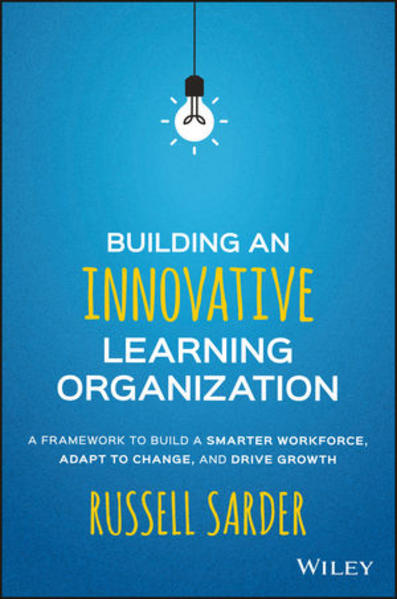 Building an Innovative Learning Organization - Coverbild