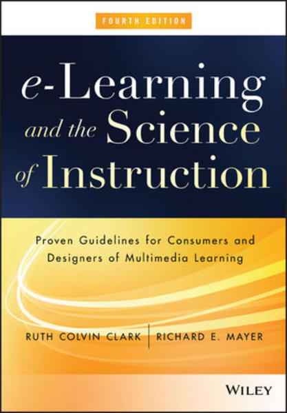 e-Learning and the Science of Instruction - Coverbild