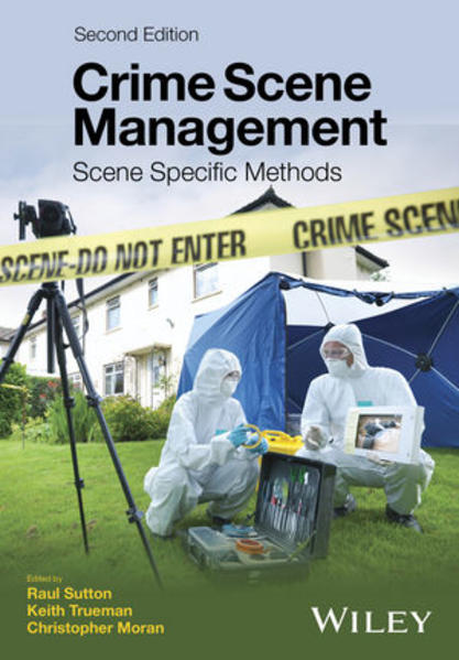 Crime Scene Management - Coverbild