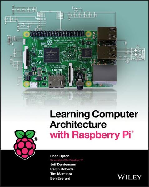 Learning Computer Architecture with Raspberry Pi - Coverbild