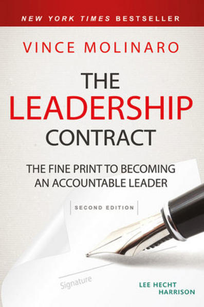The Leadership Contract - Coverbild