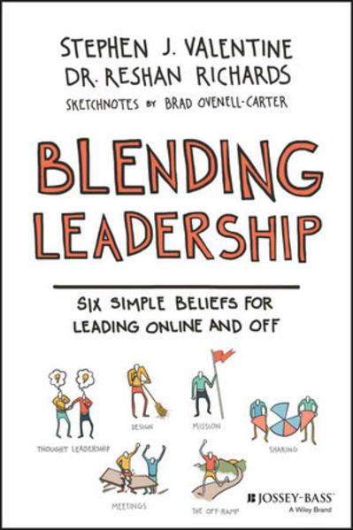 Blending Leadership - Coverbild