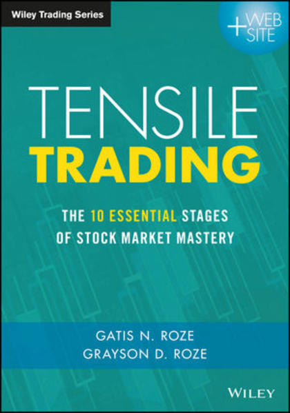 Tensile Trading: The 10 Essential Stages of Stock Market Mastery - Coverbild