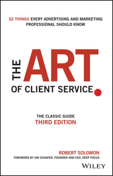The Art of Client Service - Coverbild