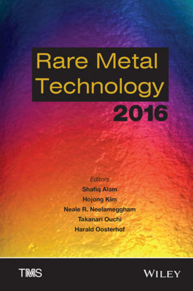 Rare Metal Technology 2016 - Coverbild