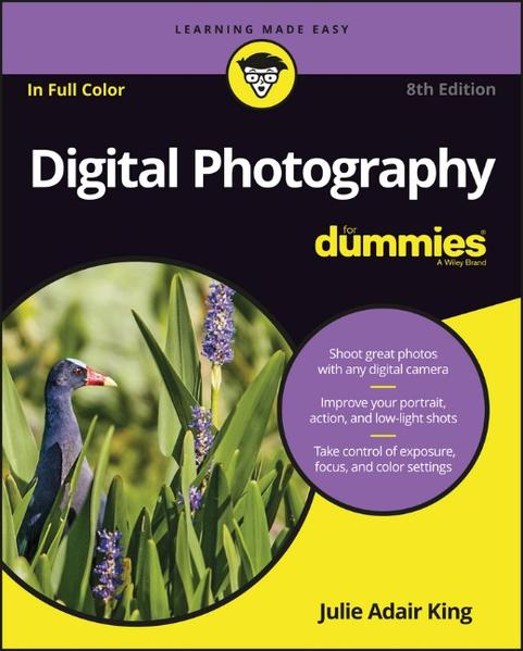 Digital Photography For Dummies - Coverbild