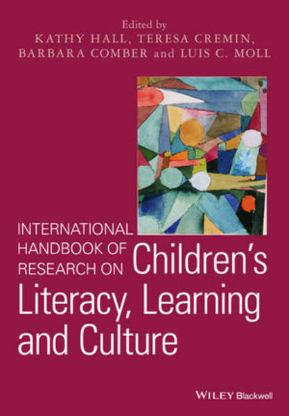 International Handbook of Research on Children's Literacy, Learning and Culture - Coverbild