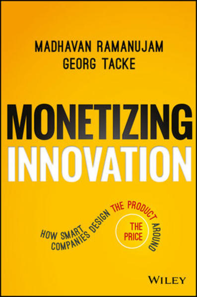 Monetizing Innovation - Coverbild