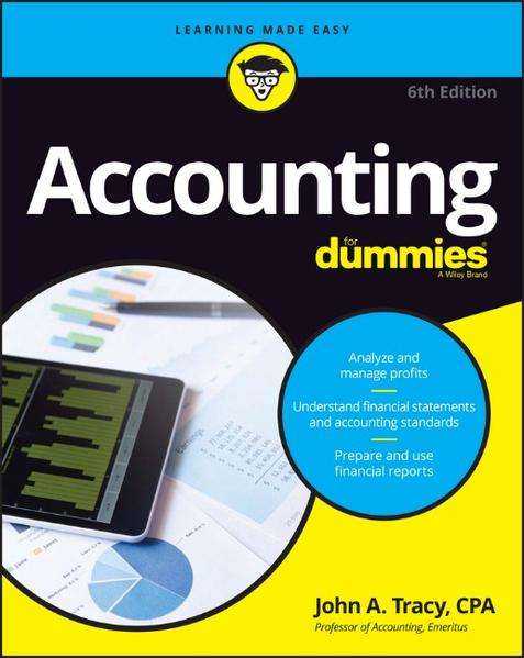 Accounting For Dummies - Coverbild