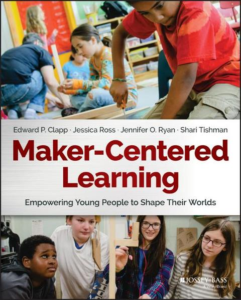 Maker-Centered Learning - Coverbild