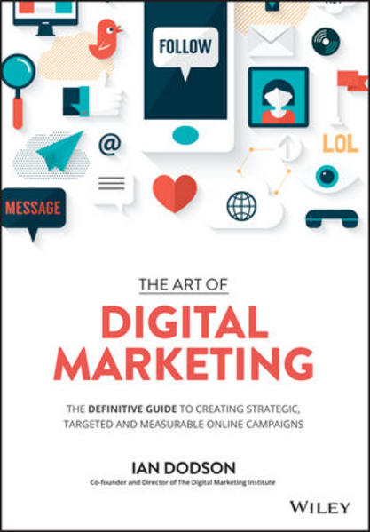The Art of Digital Marketing - Coverbild