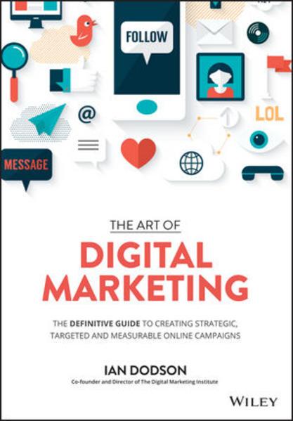 The Art of Digital Marketing - Coverbild
