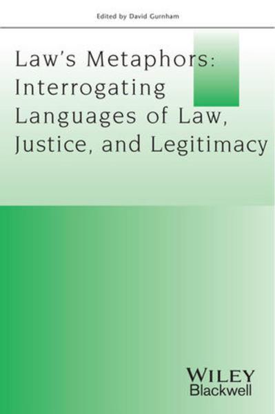 Law's Metaphors - Coverbild