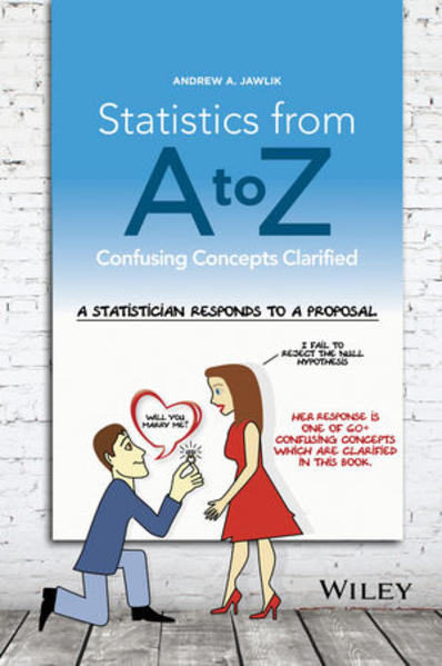 Statistics from A to Z - Coverbild