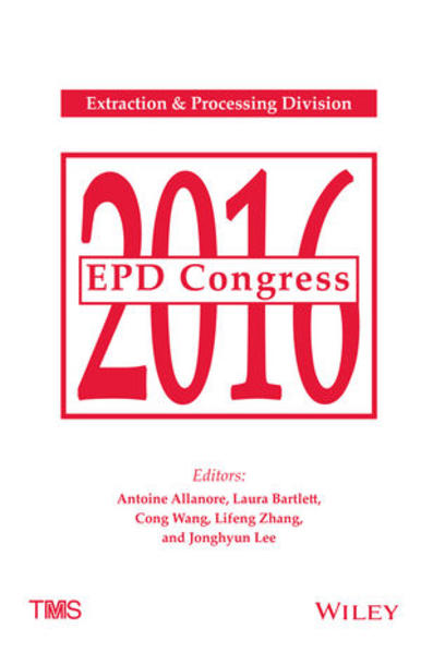 EPD Congress 2016 - Coverbild