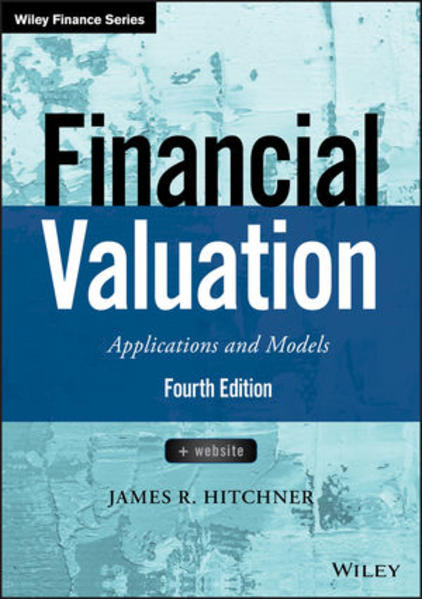 Financial Valuation: Applications and Models - Coverbild