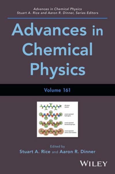 Advances in Chemical Physics, Volume 161 - Coverbild