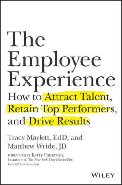 The Employee Experience - Coverbild