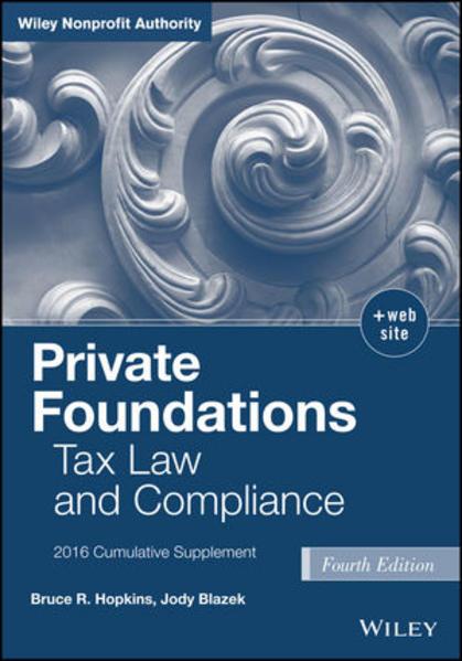 Private Foundations - Coverbild
