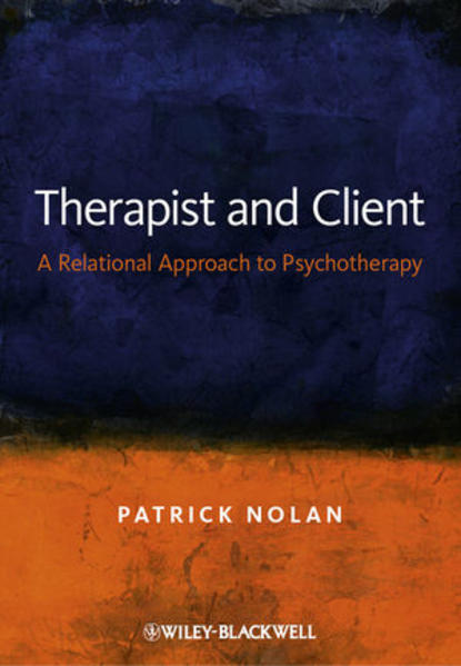 Therapist and Client - Coverbild