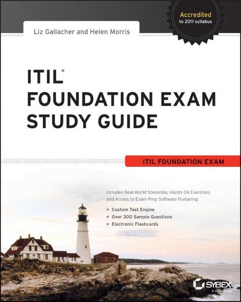 ITIL Foundation Exam Study Guide - Coverbild