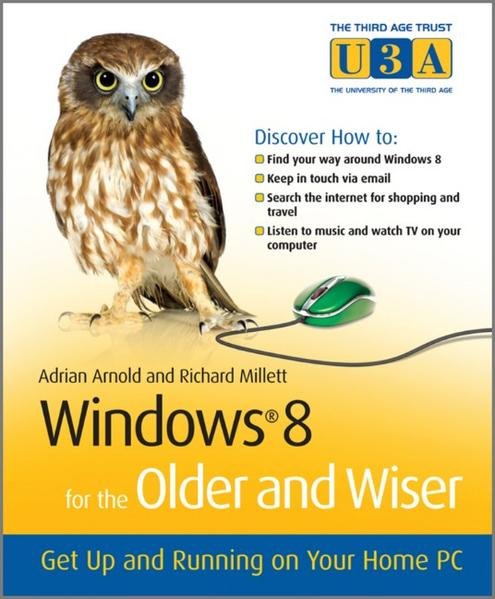 Windows 8 for the Older and Wiser - Coverbild