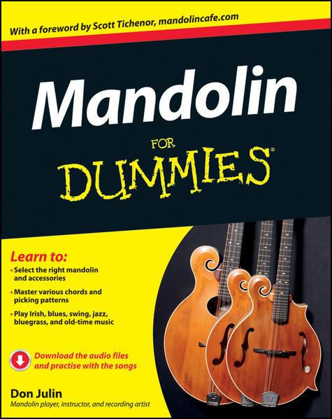 Mandolin For Dummies - Coverbild