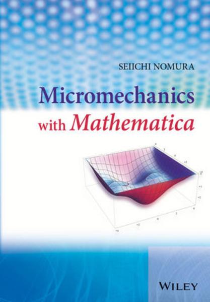 Micromechanics with Mathematica - Coverbild
