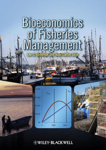 Bioeconomics of Fisheries Management - Coverbild