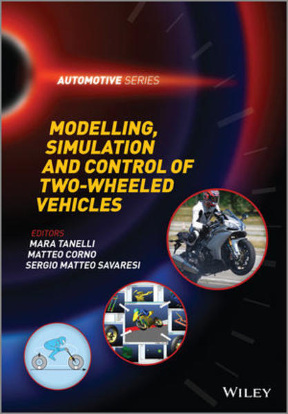 Modelling, Simulation and Control of Two-Wheeled Vehicles - Coverbild