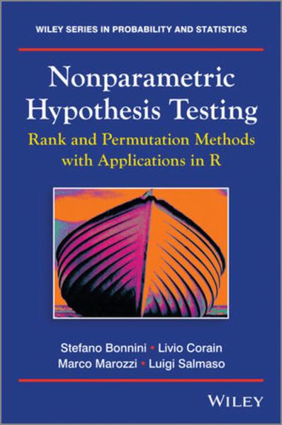 Nonparametric Hypothesis Testing - Coverbild