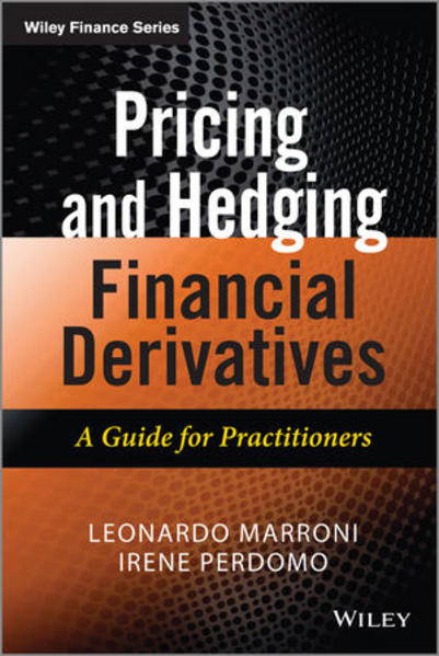 Pricing and Hedging Financial Derivatives - Coverbild