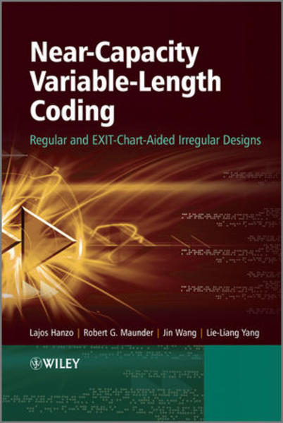 Near-Capacity Variable-Length Coding - Coverbild