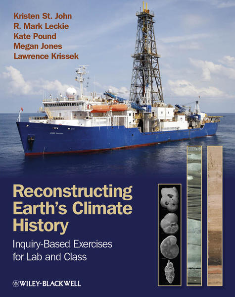 Reconstructing Earth's Climate History - Coverbild