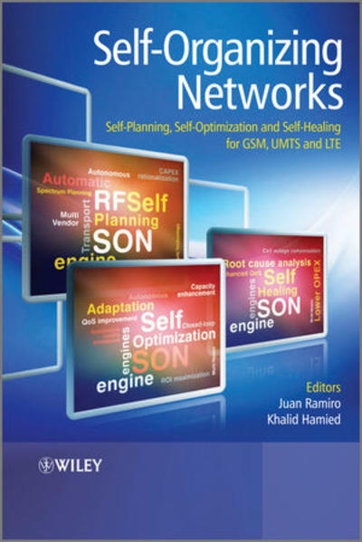 Self-Organizing Networks (SON) - Coverbild