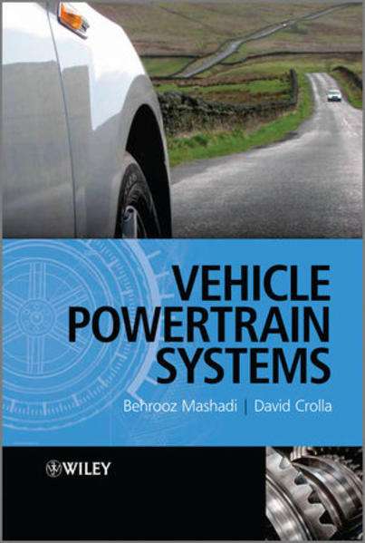 Vehicle Powertrain Systems - Coverbild