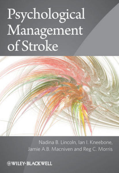 Psychological Management of Stroke - Coverbild