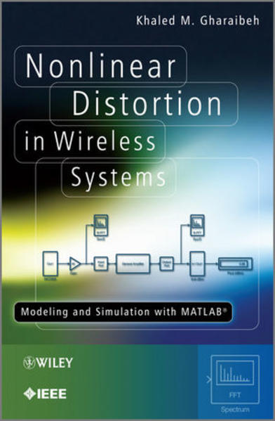 Nonlinear Distortion in Wireless Systems - Coverbild