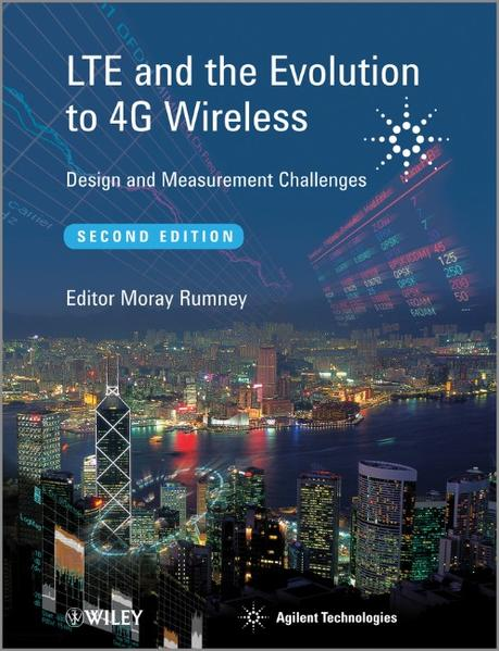 LTE and the Evolution to 4G Wireless - Coverbild